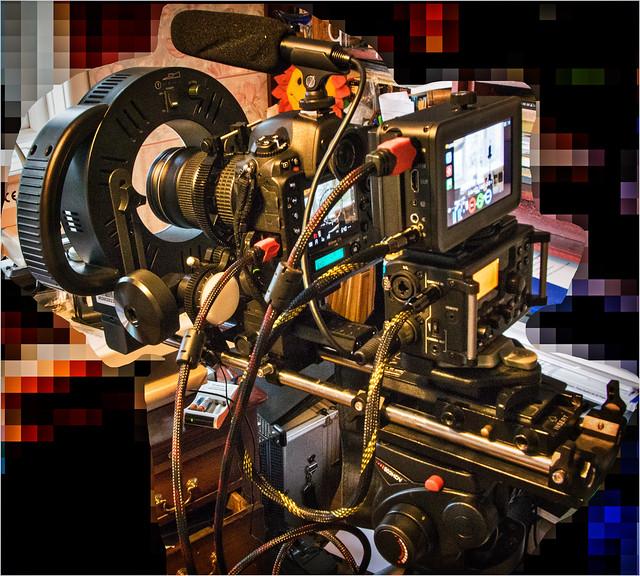 35 mm DSLR Video-Rig