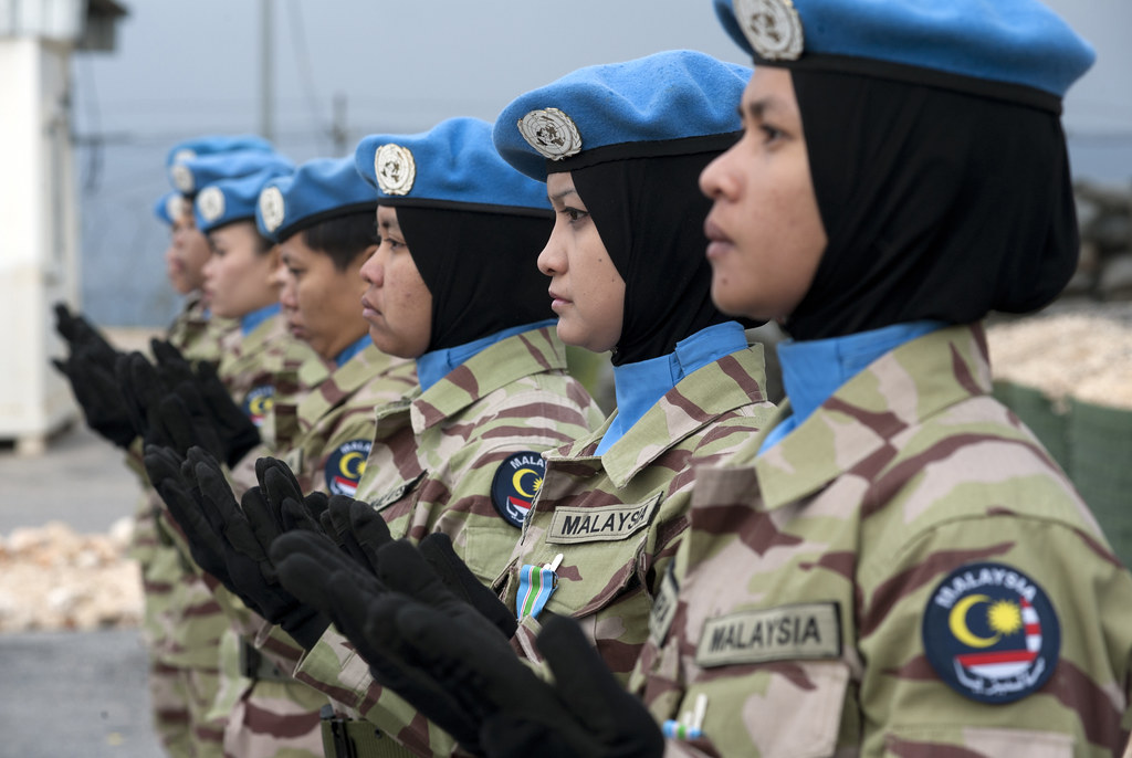 Image result for peacekeeper malaysia