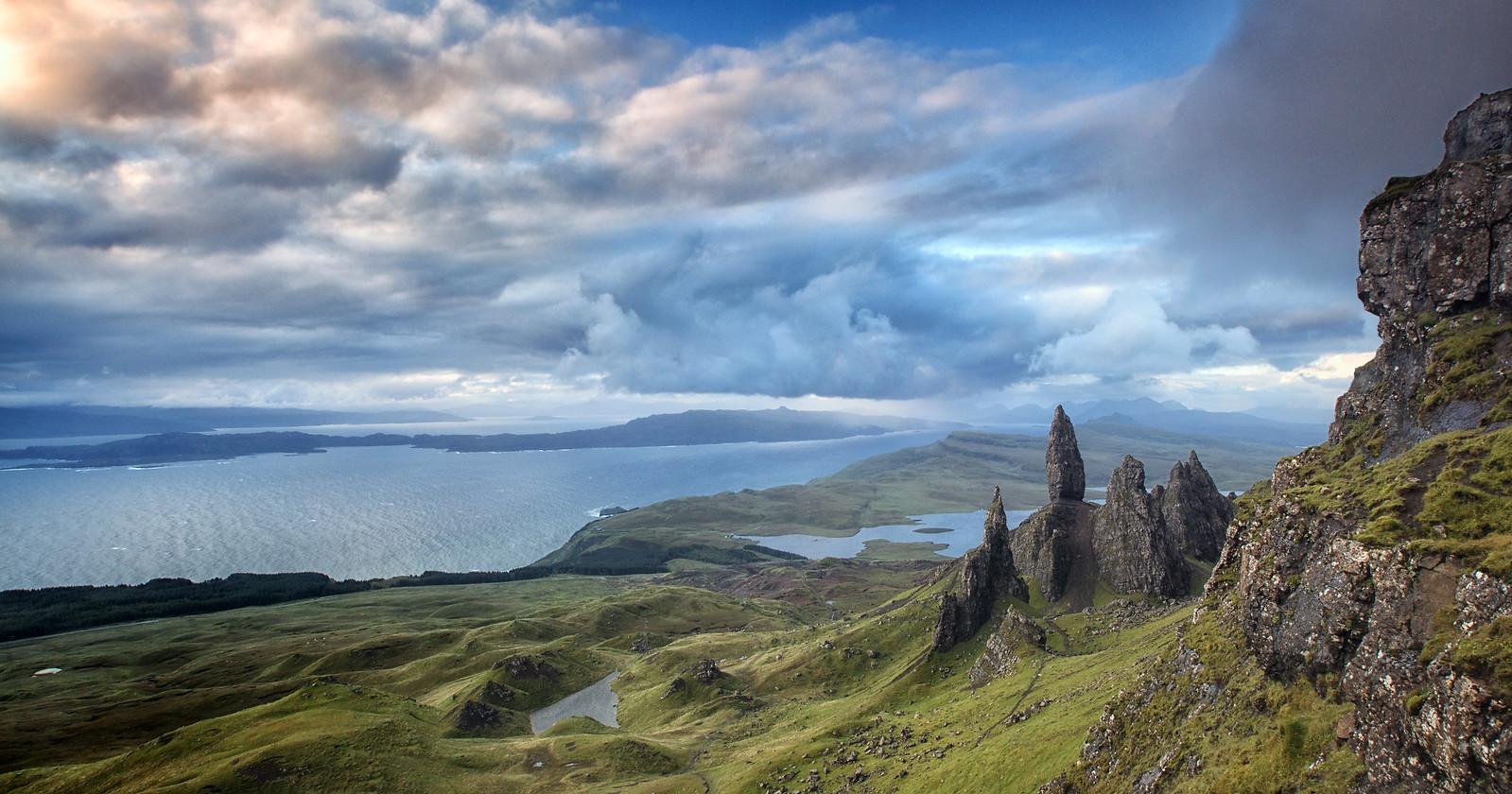 Am Storr, An t'Eilean Sgitheanach