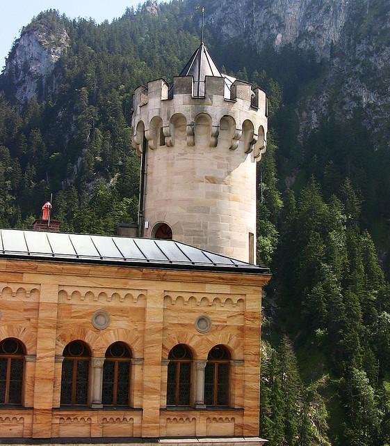 Bayern-Allgäu, Füssen, Märchenschloss Neuschwanstein (serie) , 74113