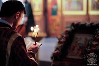 Литургия в Спасском соборе 140