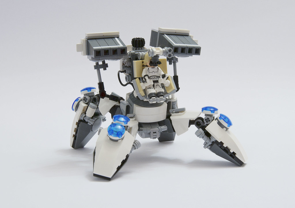 TST-17Y01 (custom built Lego model)