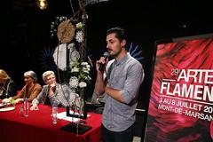 29e festival Arte Flamenco : conférence de presse au CaféMusic'