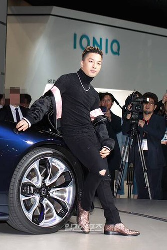 Taeyang Lexus Seoul Motor Show So Goode 2017-03-30 (7)