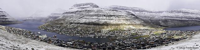 Klaksvík panorama