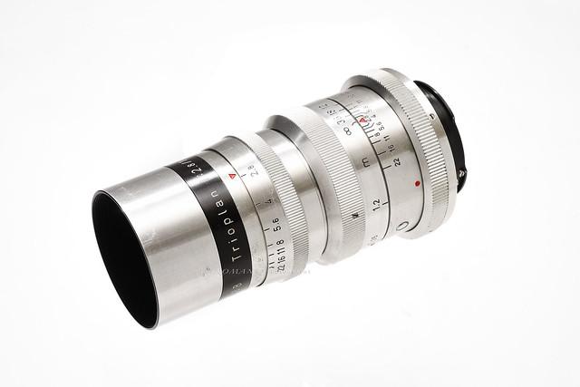 Meyer-Optik Gorlitz Trioplan 100mm f/2.8 Version 2