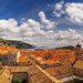 Medieval Dubrovnik Rooftop Panorama by RobertCross1 (off and on)
