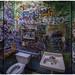 Pottyfiti in a Downtown Bar by norman ott