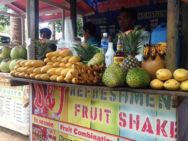huong2go_puertoprincesa_fruitshake