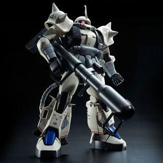 「所羅門的白狼」MG 1/100《機動戰士鋼彈 MSV-R》MS-06R-1A 松永真專用高機動薩克II改良型(替代機)【PB限定】