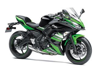 2016 Ninja 650 KRT