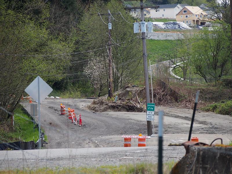 Freeman Road Closure