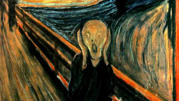 Eduard Munch, El Grito