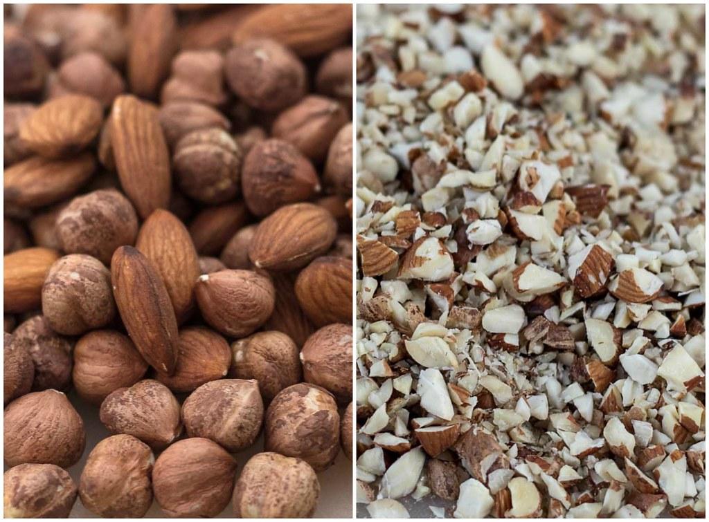 Nøddepaneret slethvar med ovnbagte rodfrugter (madbloggerudfordringen) (20)