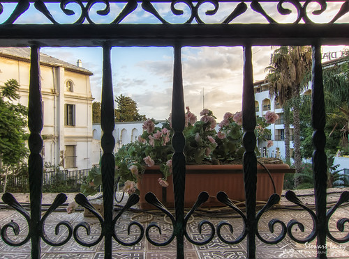 hotel algeria northafrica balcony stgeorge railings algiers shabbychic nikfilters eldjazair thephotographyblog colorefexpro4