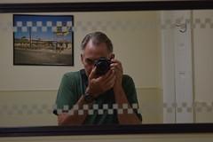 Self-Portrait, Mojave's Stoken Donuts