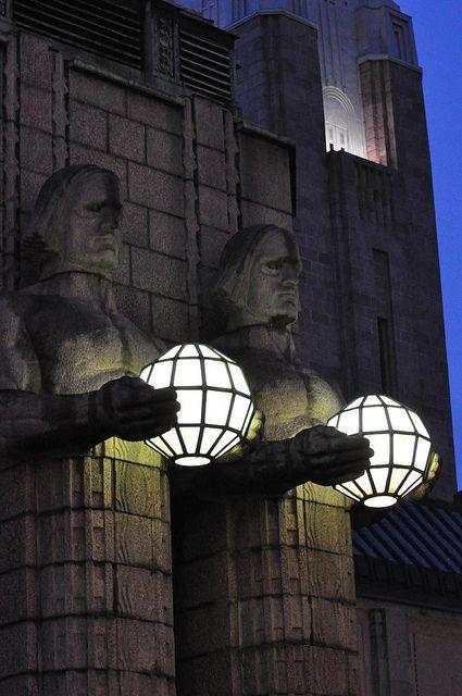 Helsinki - Estación Rautatientori