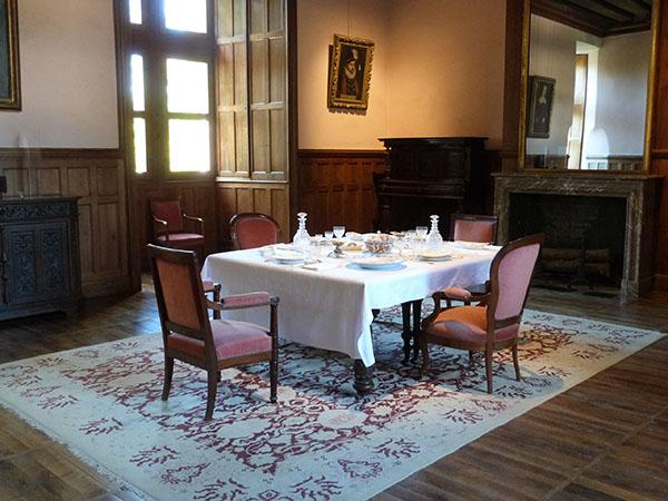 salle à manger azay