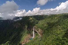 Nohkalikai Falls | Cheerapunjee