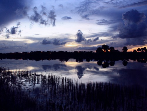 sunset usa reflection nature beauty landscape still interesting darkness unitedstates florida naturallight calm explore bluehour tranquil cloudscape southflorida sawgrass bluegrey lakescape explored edgeoftown bocaratonflorida steelerswheel palmbeachcountyflorida steelwater edgeoffleverglades exp273 artisticsunsetphotography bestposition6~102214