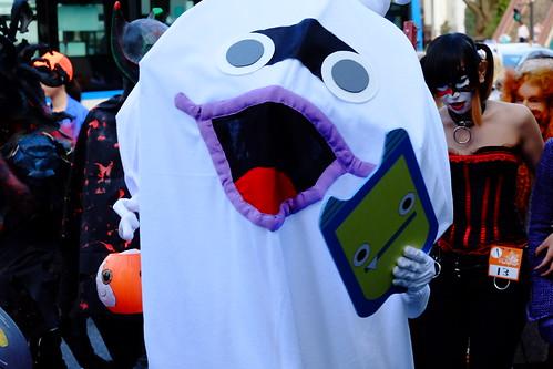 Kawasaki Halloween parade 2014 05