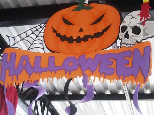 Hands on English Halloween