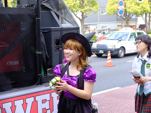 Kawasaki Halloween parade 2014 64