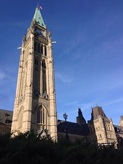 Walkabout: Parliament Hill. Because I can. #OttawaStrong