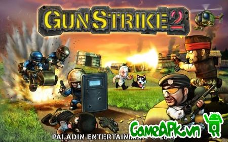 Gun Strike 2 v1.1.4 hack full tiền cho Android