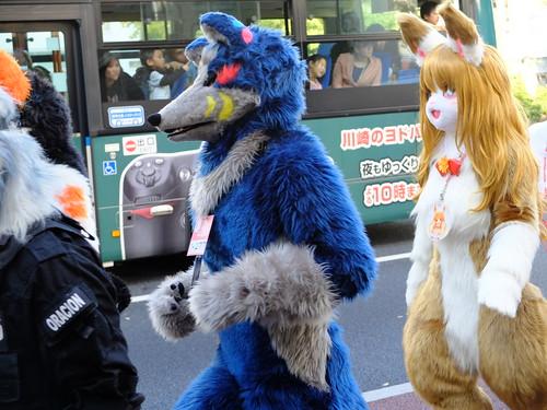 Kawasaki Halloween parade 2014 121