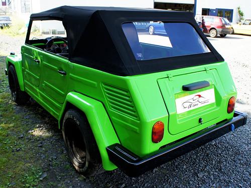 ck cabrio manufaktur f r cabrioverdecke vw k belwagen typ 181 verdeck. Black Bedroom Furniture Sets. Home Design Ideas