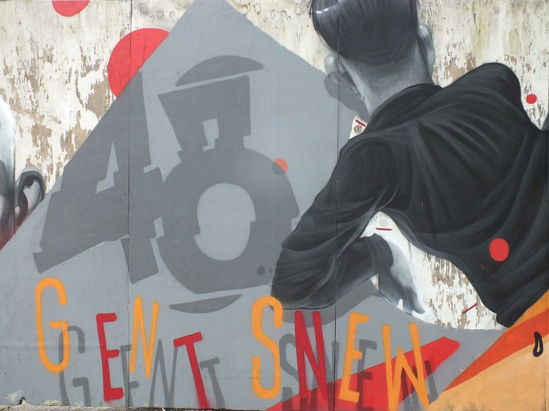 Empty Walls 2014: Street Jam - Newso, Gent