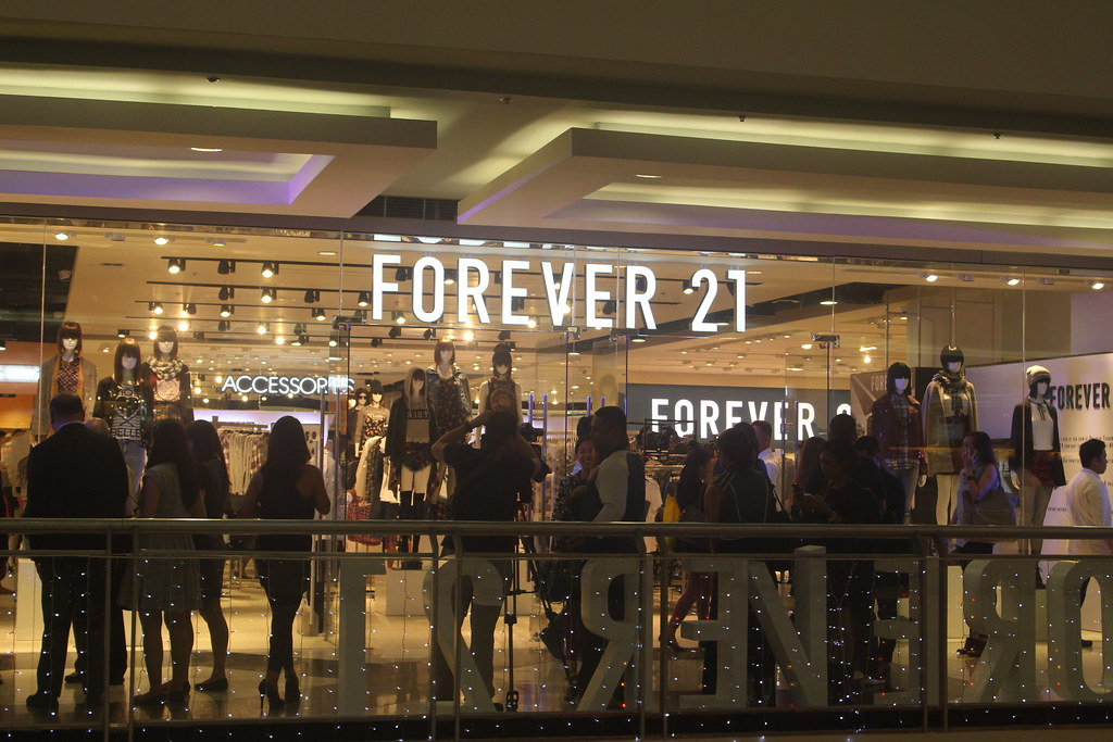 Forever 21 South Style!
