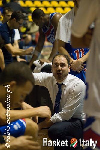 PMS Manital Torino VS LEONESSA Brescia - Coach Diana LEONESSA