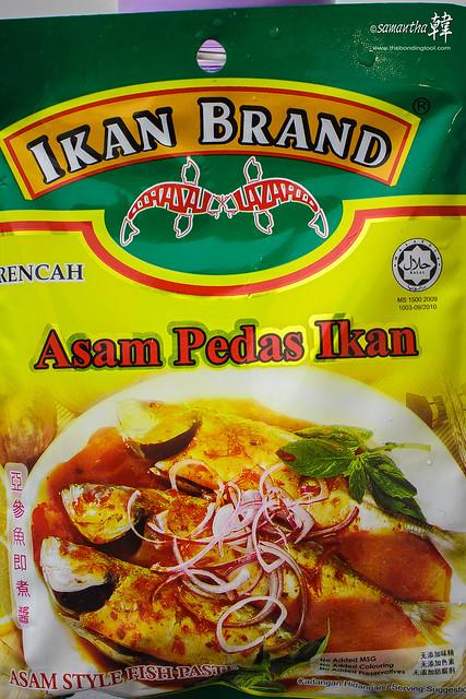 Assam Pedas Ikan Paste