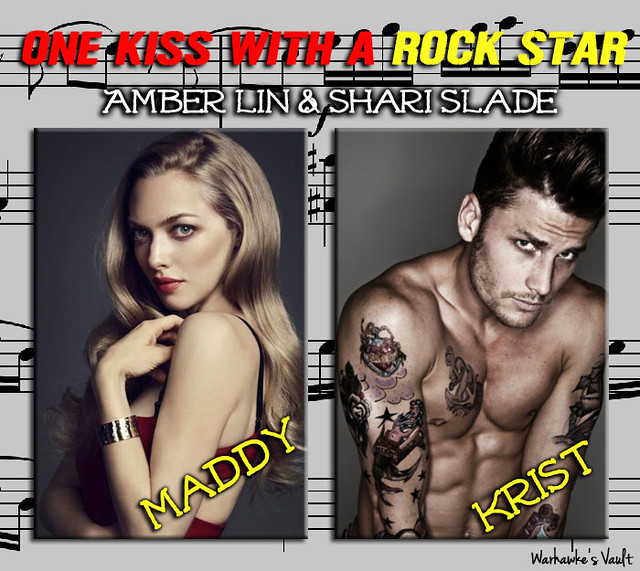 One Kiss With a Rock Star Cover