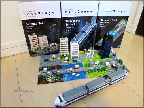 Photo:2014-10-24_T@ka.'s Life Log Book_【Monitor】ナノブロックでつくろう!『まちと電車のある風景』体験モニターをやってみたよ!_03 By:logtaka