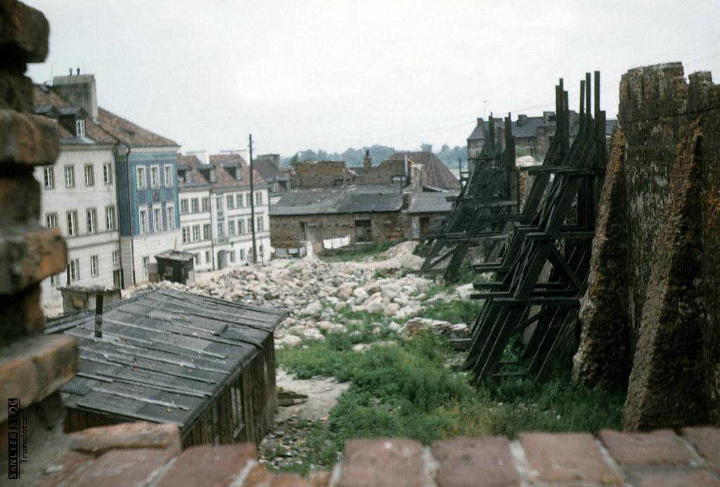 1958年华沙重建8