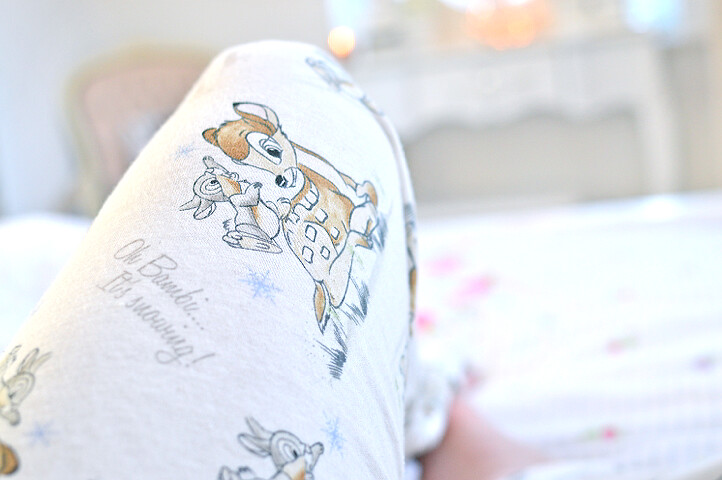 becky milk bubble tea bambi pjs