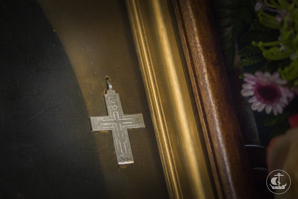 8 октября 2014, 700-летие со дня рождения прп. Сергия Радонежского / 8 October, The 700th anniversary since the birth of St. Sergius Of Radonezh