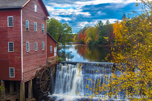 sunset fall wisconsin seasons unitedstates events places augusta feedmill augustawi