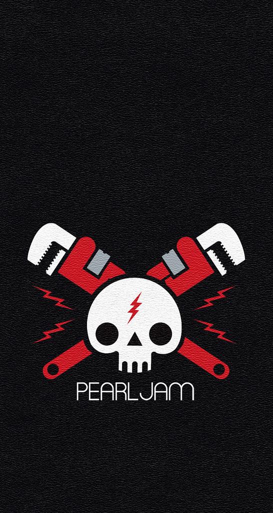 pj iphone wallpapers � pearl jam community