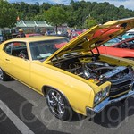 1970 Chevrolet Chevelle, 2014 Edgewater Ford Assembly Plant Auto Show, New Jersey