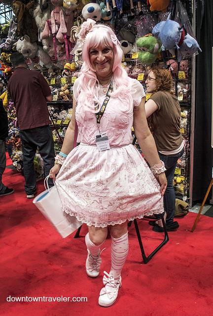 NY Comic Con 2014 Lolita