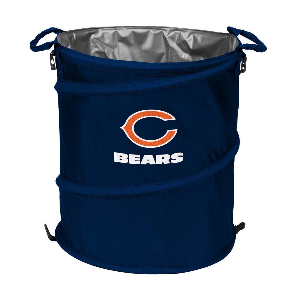 Chicago Bears Trash Can Cooler