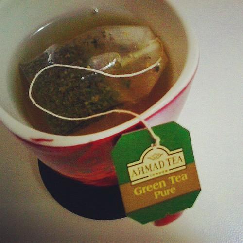 Green Tea Pure