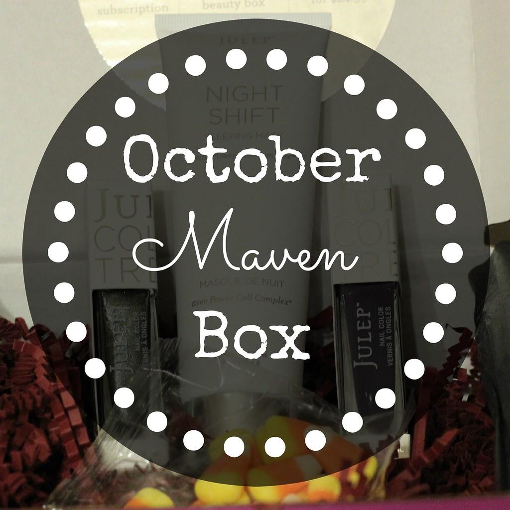 Oct 14 Maven Box 1