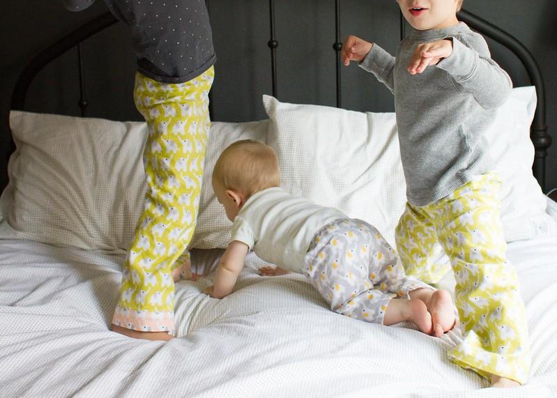 fanfare elephant pajamas