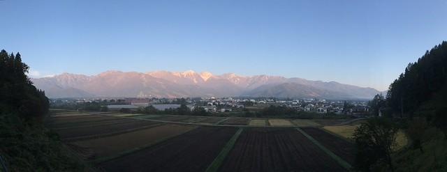 iPhone 6 plusで撮影 秋の長野旅行
