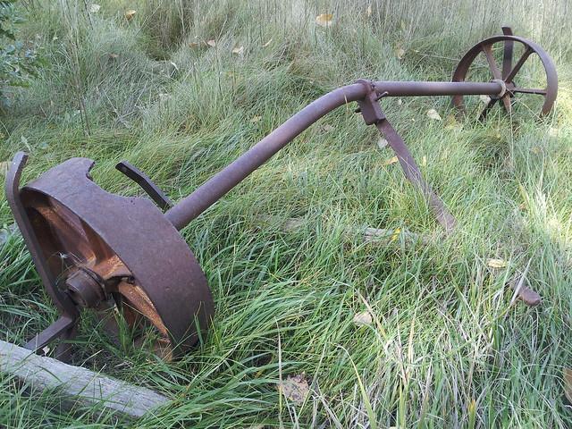 bent axle